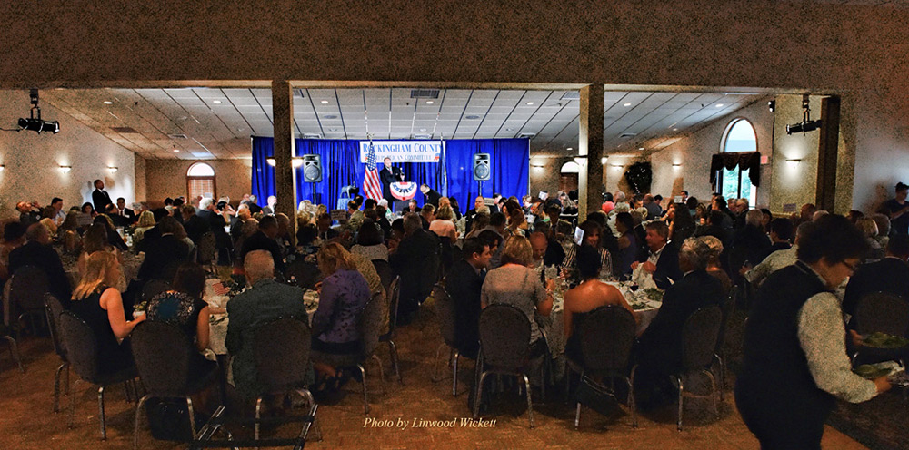 2015 Rockingham County Freedom Founders Dinner